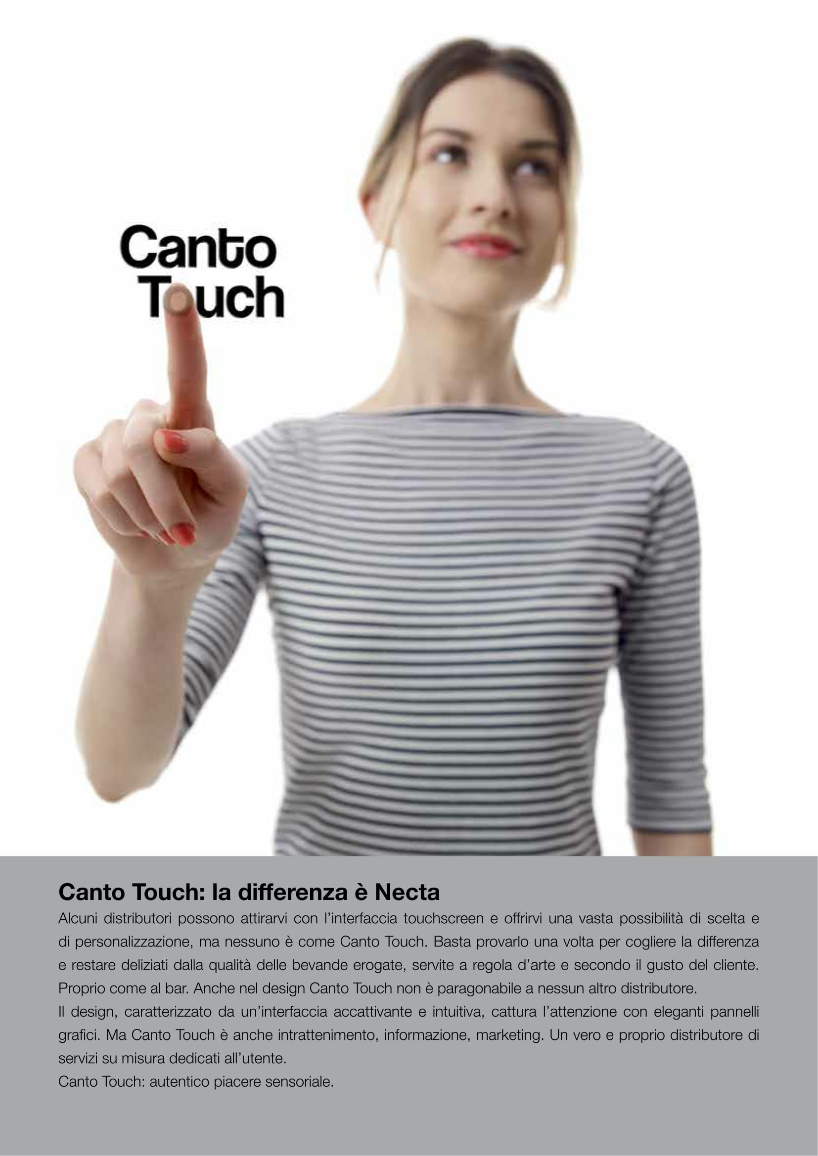 Canto touch