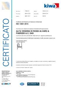 ALFA VENDING 14001